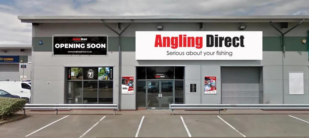 New Store Opening Tomorrow - Angling Direct Redditch