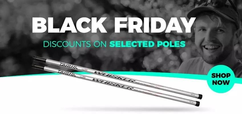 POLE DAY - DAY 1 OF BLACK FRIDAY MEGA DEALS