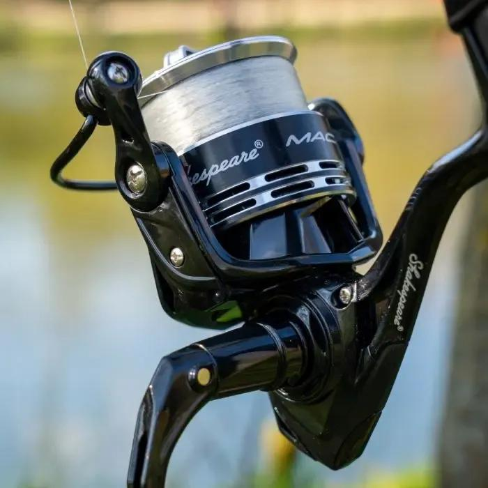 Shakespeare Mach III Spinning Reel - Tackle Tuesday