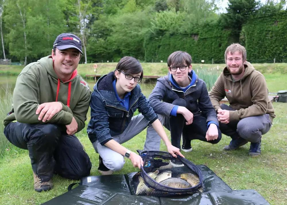 International Youth Day – Top 10 Tips for Taking Your Child Fishing