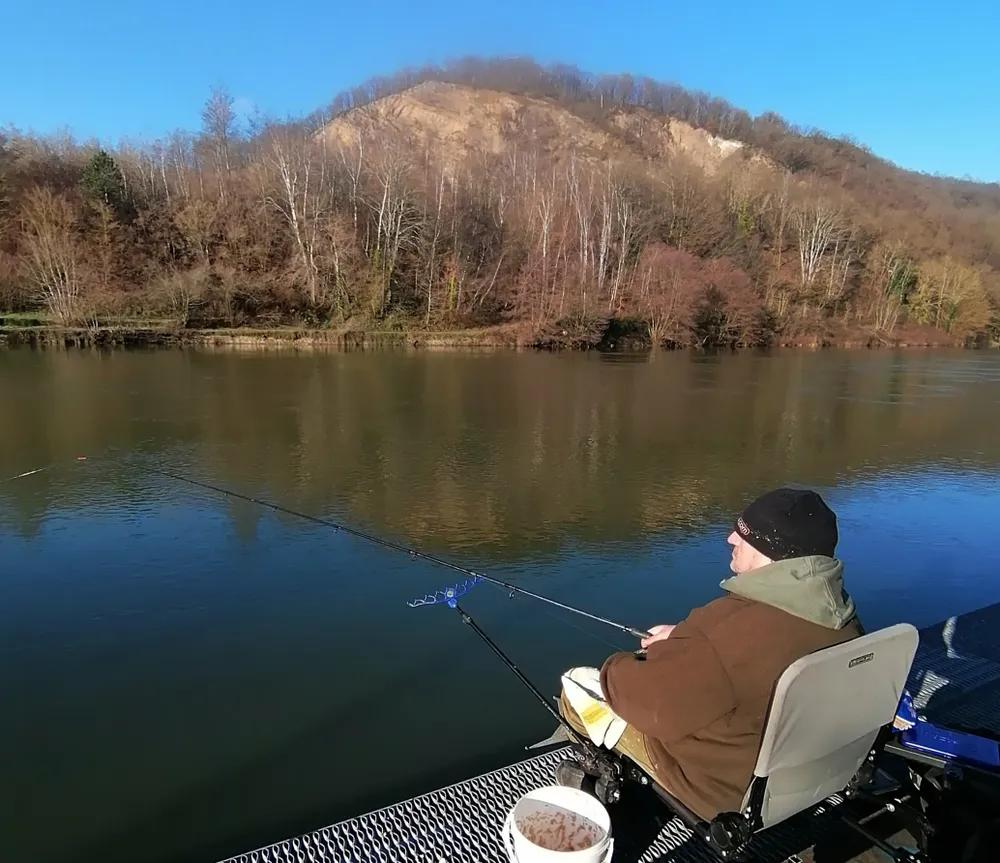 Fishing in the New Year - With Ade Kiddell