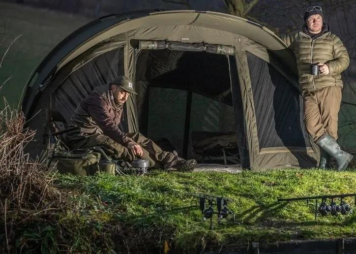Trakker Armo V4 Plus Bivvy - Tackle Tuesday