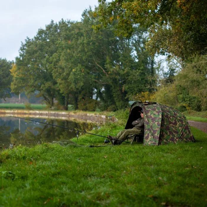 Trakker DPM Tempest Brolly 100 – Wednesday Review