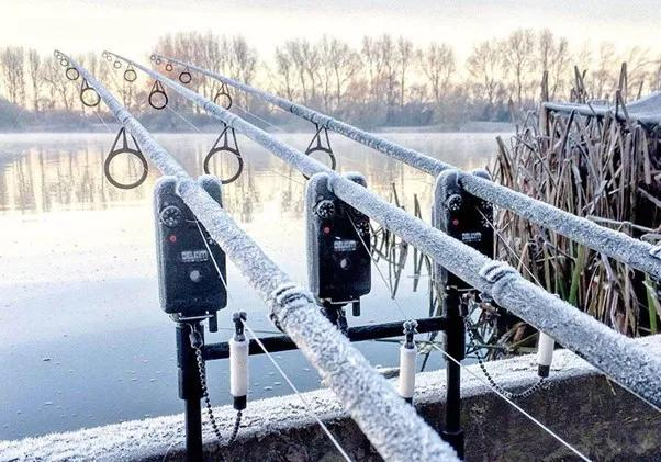 Winter Fishing Tips : Your Guide to Fishing the Seasons