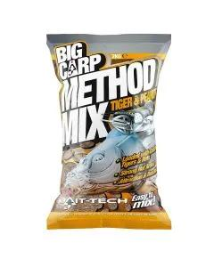 Bait-Tech Big Carp Method Mix Tigernut & Peanut