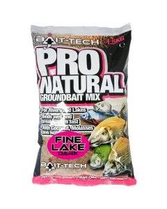Bait-Tech Pro Natural Fine Lake Dark 1.5kg