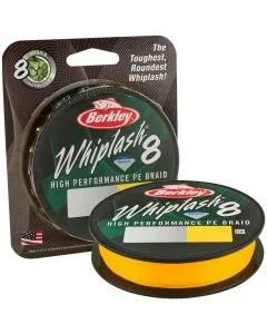 Berkley Whiplash 8 Braid Yellow 300m