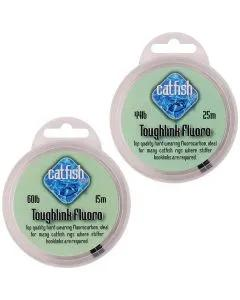 Catfish Pro Tough Link Fluorocarbon