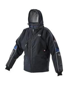 Daiwa Black & Blue Airity Wind Stopper Jacket