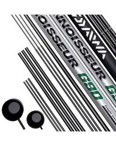 Daiwa Connoisseur G90 16m Pole More Match Pack