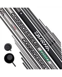 Daiwa Connoisseur XLS 16m Pole More Power
