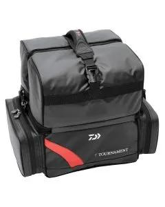 Daiwa Tournament Pro Cool & Tackle Bag Closed