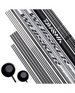 Daiwa Whisker X 16m More Match Pack