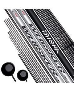 Daiwa Whisker X 16m More Power Pack