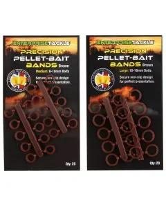 Enterprise Tackle Precision Pellet Bait Band Brown