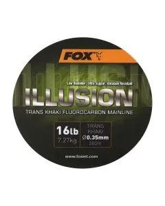 Fox Illusion Trans Khaki Mainline