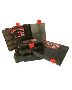 Fox Rage Stack n Store Box, Model: 8 Compartment Shallow Box
