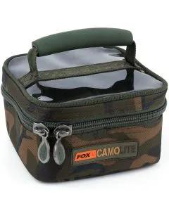 Fox Camolite 6 Glug Pot Case Closed