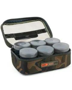 Fox Camolite 8 Glug Pot Case Open