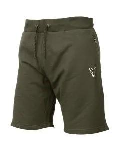Fox Collection Green Silver Lightweight Shorts