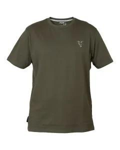 Fox Collection Green Silver T-Shirt