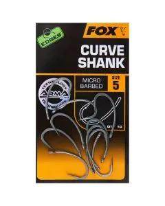 Fox Edges Curve Shank Hook