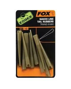 Fox Edges Power Grip Naked Line Tail Rubbers