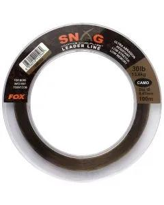 Fox Snag Leader Line Camo