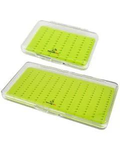 Fulling Mill Clear Silicone Fly Box
