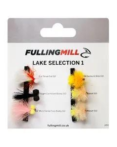 Fulling Mill Lake Selection 1
