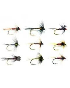 Fulling Mill Must Have Crunchers 12 Flies
