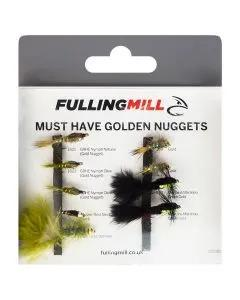 Fulling Mill Must Have Golden Nuggets 9 Flies