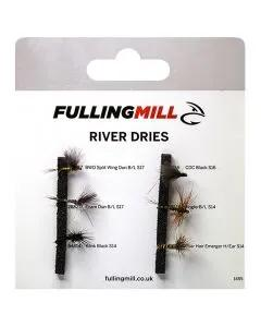 Fulling Mill River Dries Selection