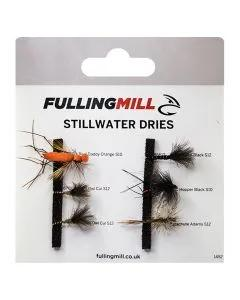 Fulling Mill Stillwater Dries Selection