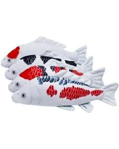 Gaby Fish Pillows The Koi Carp