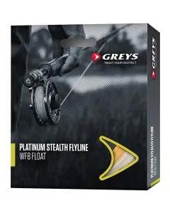Greys Platinum Stealth Floating Fly Line