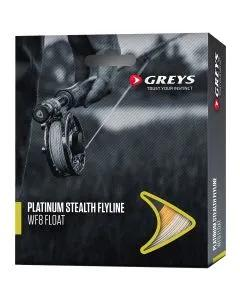 Greys Platinum Stealth Intermediate Fly Line