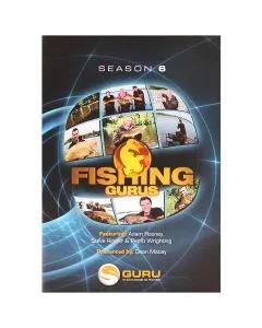 Guru Fishing Gurus Season 6 DVD