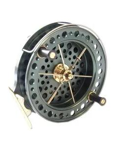 J W Young Heritage Centrepin Reel