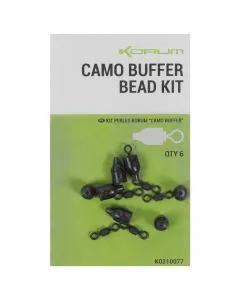 Korum Camo Buffer Bead Kit