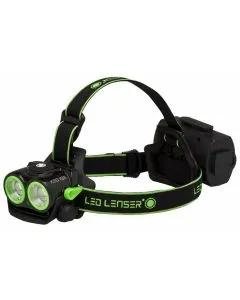 LED Lenser XE019R Green Rechargeable Headtorch