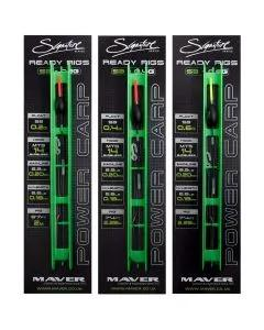 Maver Signature S3 Power Carp Pole Rig