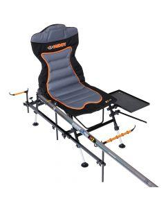 Middy MX-100 Pole/Feeder Recliner Chair Full Package