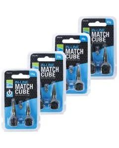 Preston In-Line Match Cubes All Sizes