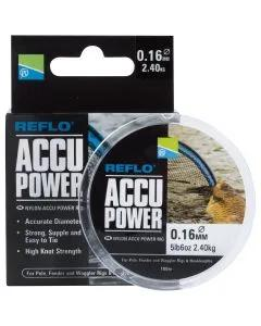 Preston Reflo Accu Power Line