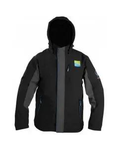 Preston Soft Shell Hooded Fleece Jacket