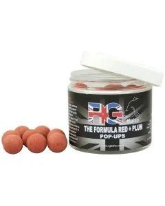 RG Baits The Formula Red + N-I Plum Pop Ups