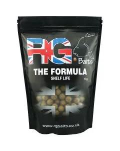 RG Baits The Formula Shelf Life Boilies