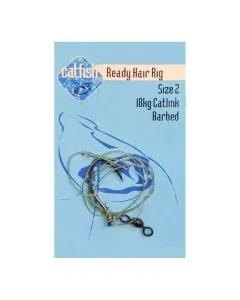 Catfish Pro Ready Made Hair Rig