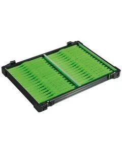 Rive 30mm Black Tray with 32 Green Winders